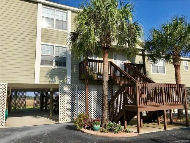 2871 N Rivers Edge Boulevard #202, Crystal River, FL 34429 (MLS #795488) :: Plantation Realty Inc.