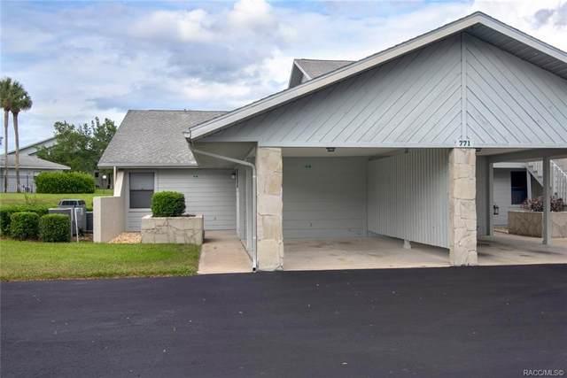 771 E Hartford Street, Hernando, FL 34442 (MLS #795872) :: Plantation Realty Inc.