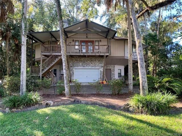 4324 S Purslane Drive, Homosassa, FL 34448 (MLS #795883) :: Plantation Realty Inc.