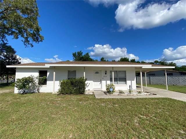 9525 N Argo Way, Citrus Springs, FL 34434 (MLS #795900) :: Plantation Realty Inc.
