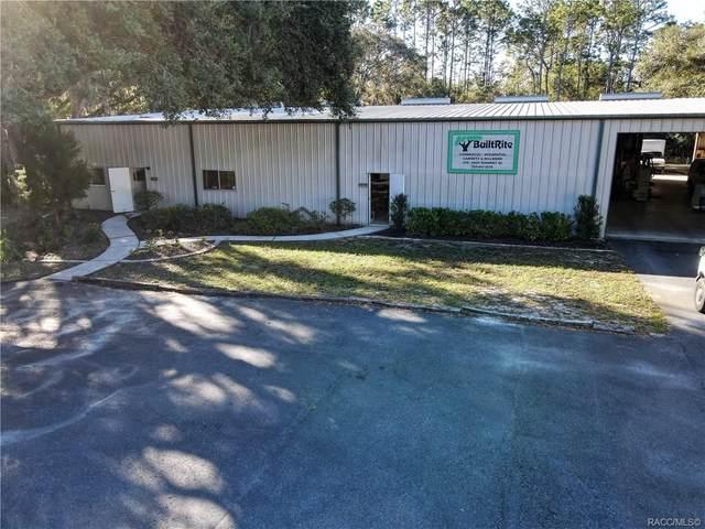 438 40 Highway E, Inglis, FL 34449 (MLS #796096) :: Dalton Wade Real Estate Group