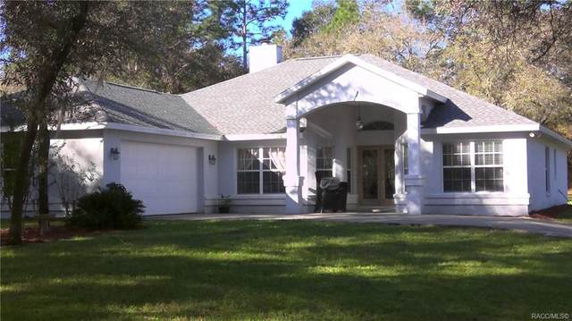 7300 SW 204th Avenue, Dunnellon, FL 34431 (MLS #796181) :: Plantation Realty Inc.