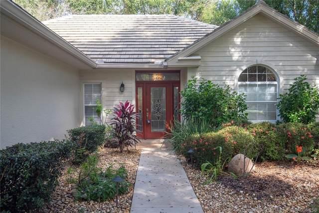 3793 W Crystal Downs Path, Lecanto, FL 34461 (MLS #796246) :: Plantation Realty Inc.