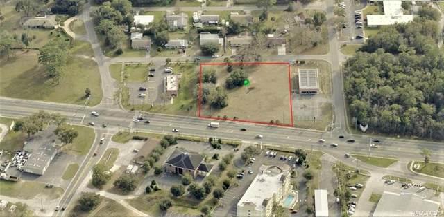 Lot 6 W Gulf To Lake Highway, Crystal River, FL 34429 (MLS #796724) :: Plantation Realty Inc.