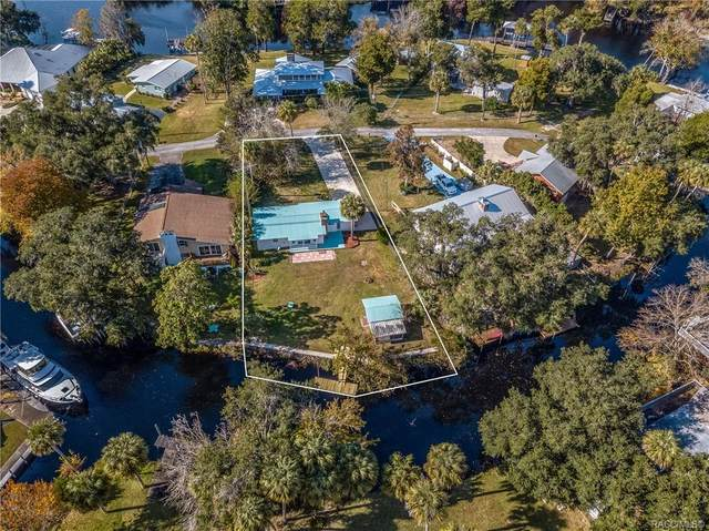 11571 N Caribee Point, Inglis, FL 34449 (MLS #797251) :: Plantation Realty Inc.