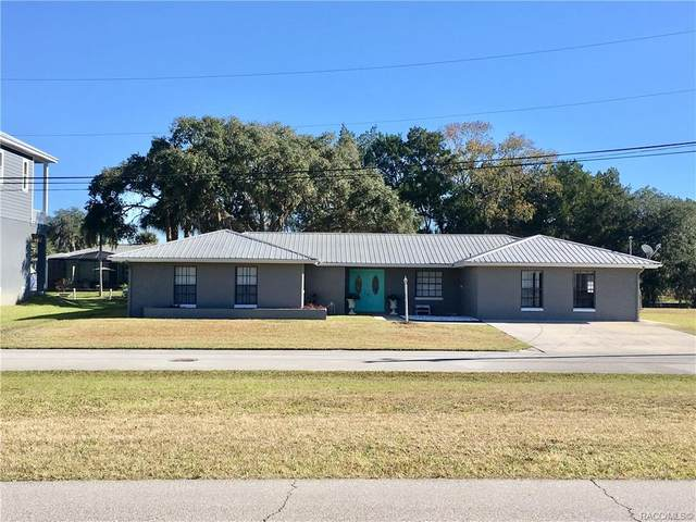 3929 N Sagamon Point, Crystal River, FL 34428 (MLS #797391) :: Plantation Realty Inc.