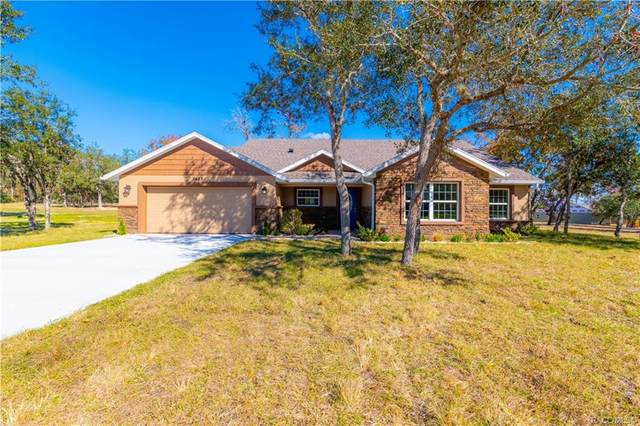 5453 W Tortuga Loop, Lecanto, FL 34461 (MLS #797502) :: Plantation Realty Inc.