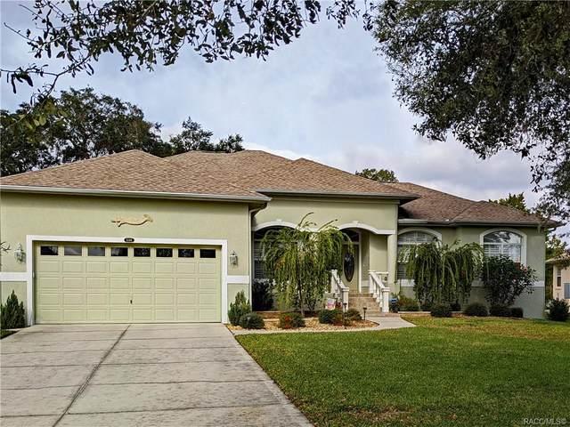 5186 S Stetson Point Drive, Homosassa, FL 34448 (MLS #797899) :: Plantation Realty Inc.