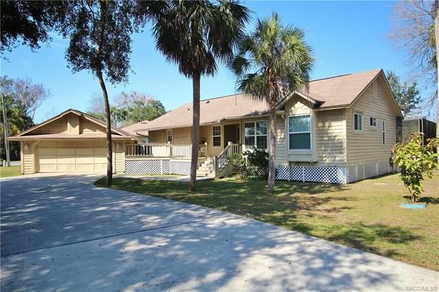 11439 W Waterway Drive, Homosassa, FL 34448 (MLS #798697) :: Plantation Realty Inc.