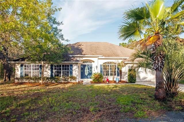 13 Oxhorn Court W, Homosassa, FL 34446 (MLS #799596) :: Plantation Realty Inc.