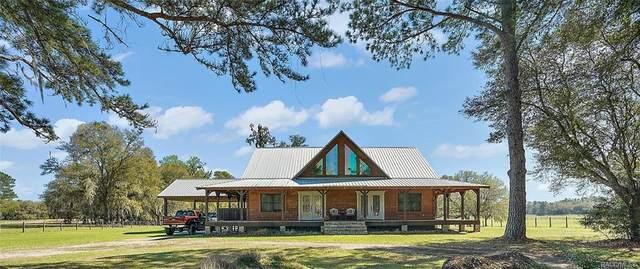 8521 NE 150th Avenue, Williston, FL 32696 (MLS #799780) :: Dalton Wade Real Estate Group