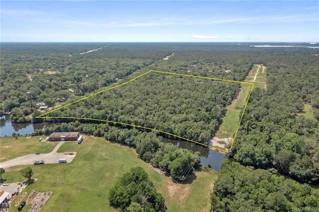 11498 N Fawnwood Point, Inglis, FL 34449 (MLS #800418) :: Plantation Realty Inc.