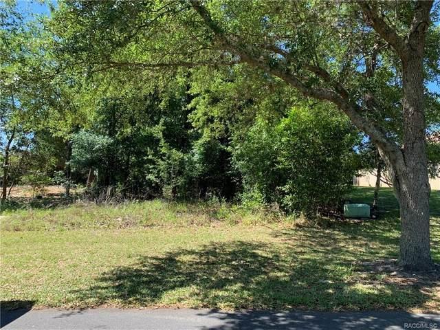 2487 N Brentwood Circle, Lecanto, FL 34461 (MLS #800622) :: Plantation Realty Inc.