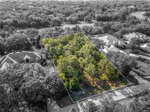 3615 N Grayhawk Loop, Lecanto, FL 34461 (MLS #800962) :: Plantation Realty Inc.