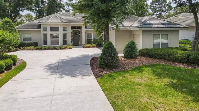 3636 W Wade Hampton Court, Lecanto, FL 34461 (MLS #801007) :: Plantation Realty Inc.