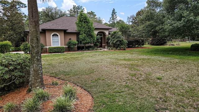 5494 N Rosedale Circle, Beverly Hills, FL 34465 (MLS #801184) :: Plantation Realty Inc.