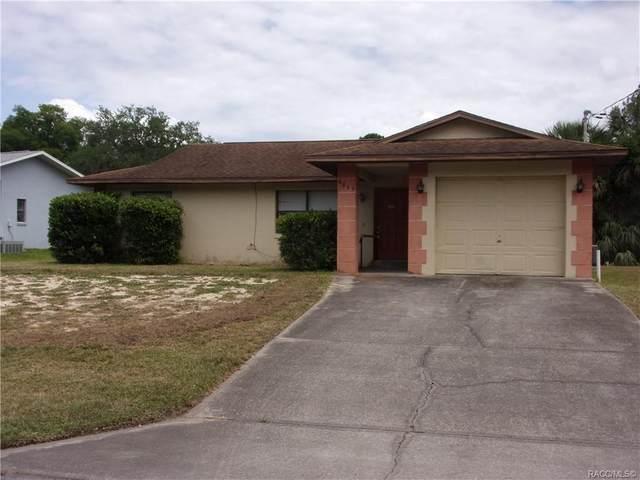 4065 N Little Hawk Point, Crystal River, FL 34428 (MLS #801494) :: Plantation Realty Inc.