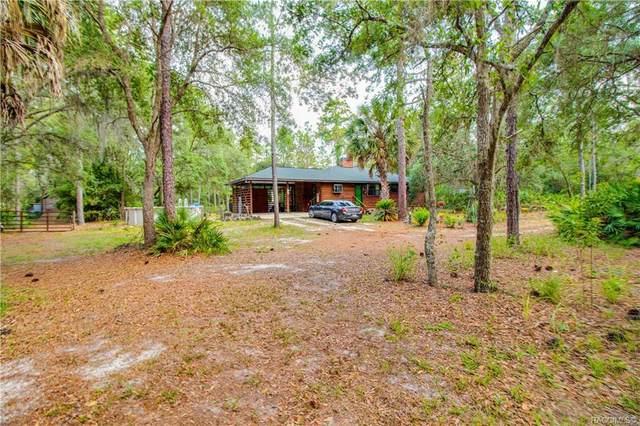 5325 N Andri Drive, Crystal River, FL 34428 (MLS #801665) :: Plantation Realty Inc.