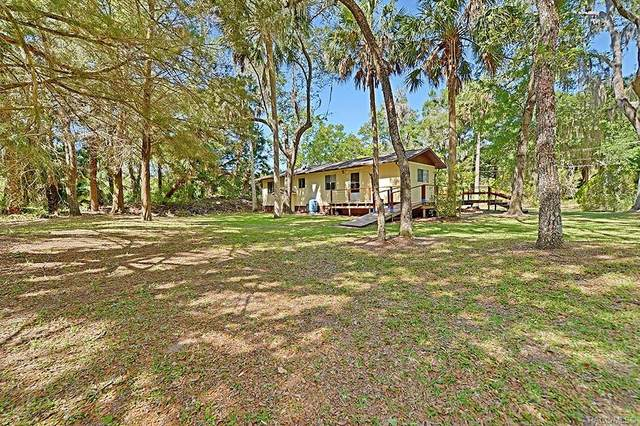15045 N Bright Oak Terrace, Inglis, FL 34449 (MLS #801711) :: Plantation Realty Inc.