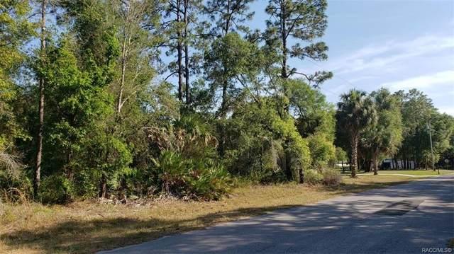9141 N Bay Tree Place, Crystal River, FL 34428 (MLS #801787) :: Plantation Realty Inc.