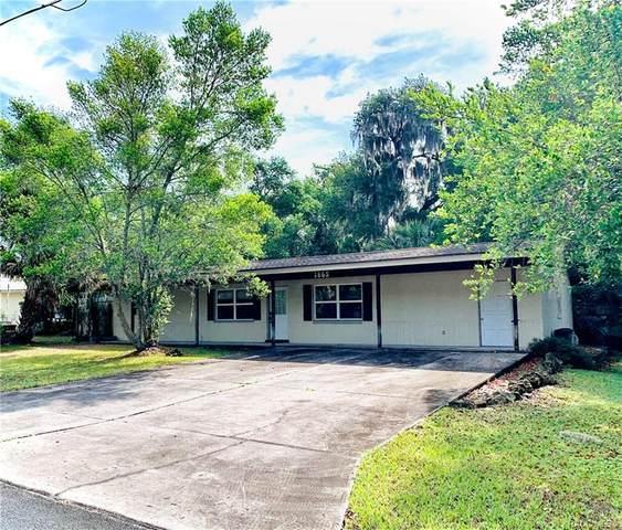 1865 S Mandarin Terrace, Inverness, FL 34450 (MLS #801973) :: Plantation Realty Inc.