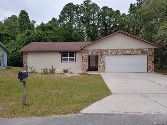 4060 N Little Hawk Point, Crystal River, FL 34428 (MLS #802075) :: Plantation Realty Inc.