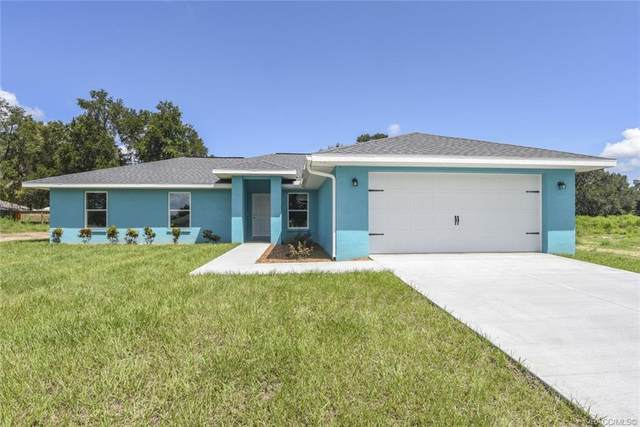 976 W Smallman Place, Citrus Springs, FL 34434 (MLS #802321) :: Plantation Realty Inc.