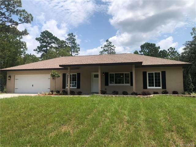 6465 N Dunlap Terrace, Citrus Springs, FL 34433 (MLS #802907) :: Plantation Realty Inc.