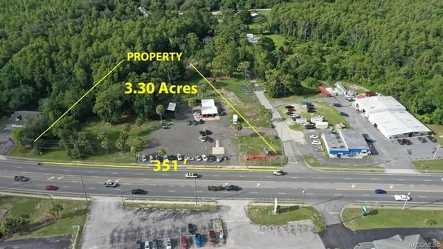 7700 & 7682 W Gulf To Lake Highway, Crystal River, FL 34429 (MLS #803233) :: Plantation Realty Inc.