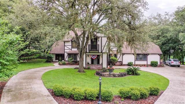 571 W Britain Street, Hernando, FL 34442 (MLS #803331) :: Plantation Realty Inc.