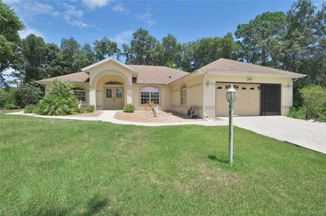 3081 E Berwick Court, Hernando, FL 34442 (MLS #803999) :: Plantation Realty Inc.