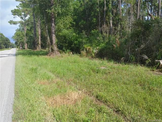 000 W 40 Highway, Yankeetown, FL 34449 (MLS #804829) :: Plantation Realty Inc.