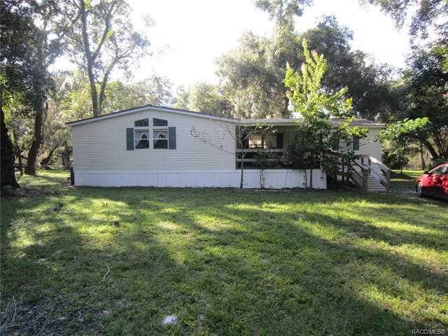 12301 E Walton Drive, Floral City, FL 34436 (MLS #804935) :: Plantation Realty Inc.