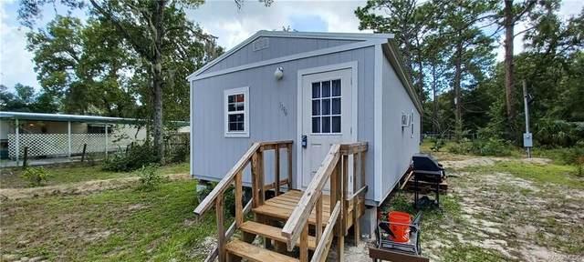 1196 S Candlenut Avenue, Homosassa, FL 34448 (MLS #805228) :: Plantation Realty Inc.