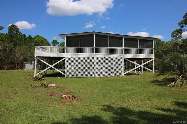 3658 Yates Creek Road, Perry, FL 32348 (MLS #805451) :: Plantation Realty Inc.
