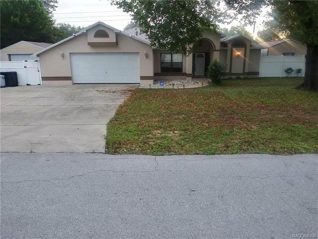 691 S Rooks Avenue, Inverness, FL 34453 (MLS #805467) :: Plantation Realty Inc.