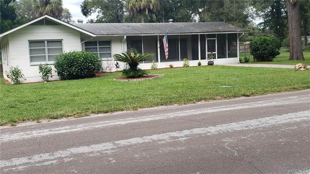 3813 E Perry Street #26, Inverness, FL 34453 (MLS #805588) :: Plantation Realty Inc.