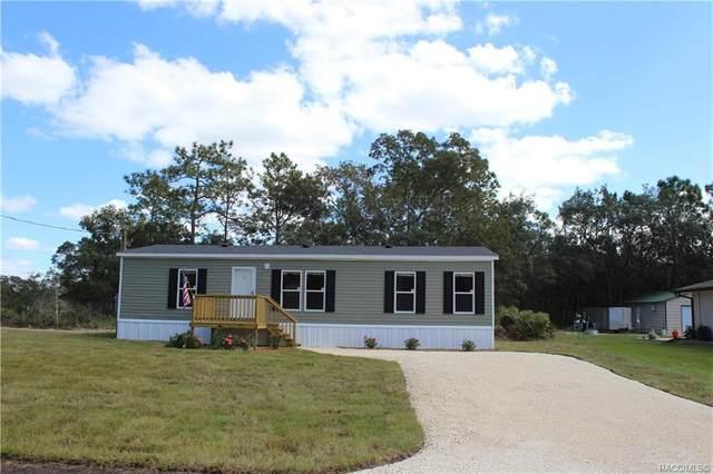 5427 S Heloise Terrace, Homosassa, FL 34446 (MLS #805691) :: Plantation Realty Inc.
