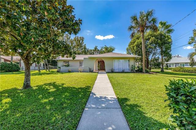 504 SE Paradise Point, Crystal River, FL 34429 (MLS #806033) :: Plantation Realty Inc.
