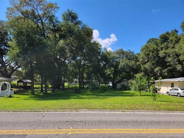 3522 S Apopka Avenue, Inverness, FL 34452 (MLS #806062) :: Plantation Realty Inc.