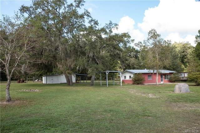 7130 N Pearl Point, Hernando, FL 34442 (MLS #806185) :: Plantation Realty Inc.