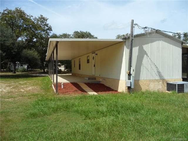 1030 E Winnetka Street, Hernando, FL 34442 (MLS #806342) :: Plantation Realty Inc.