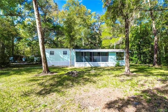 5346 S James Terrace, Homosassa, FL 34448 (MLS #806519) :: Plantation Realty Inc.