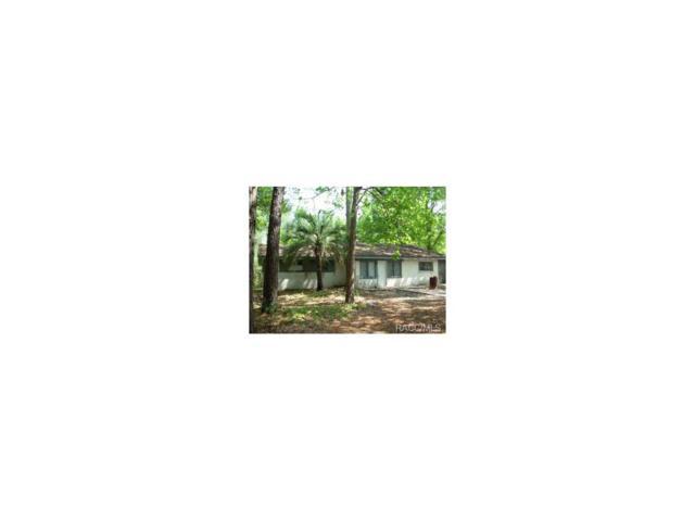 2258 N Cmar Point, Crystal River, FL 34429 (MLS #701704) :: Plantation Realty Inc.