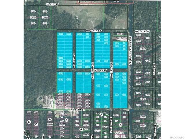 0 N Citrus Avenue, Crystal River, FL 34428 (MLS #714723) :: Plantation Realty Inc.