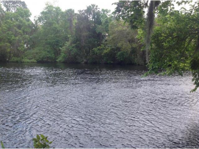 0 Riverside Drive, Yankeetown, FL 34498 (MLS #717488) :: Plantation Realty Inc.