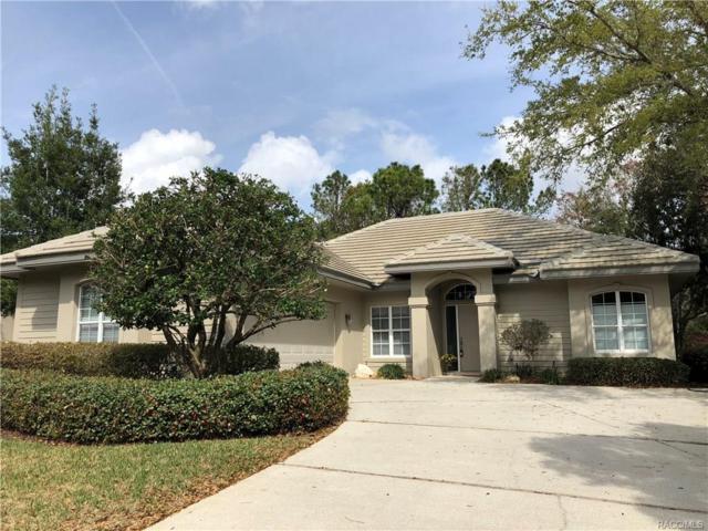 3196 N Barton Creek Circle, Lecanto, FL 34461 (MLS #768804) :: Plantation Realty Inc.