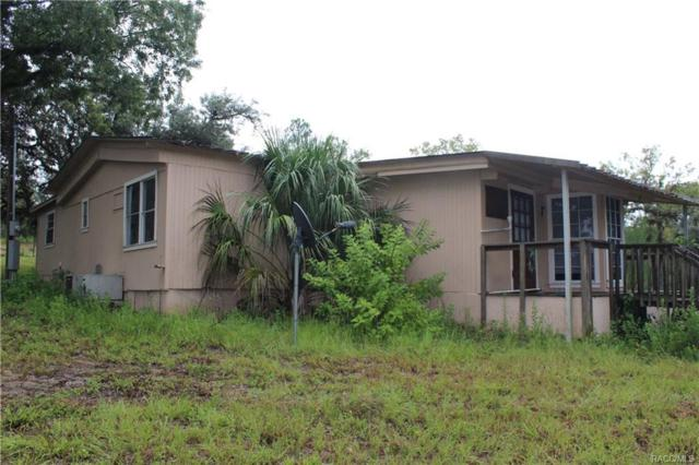 10520 N Ranch Hand Avenue, Dunnellon, FL 34433 (MLS #770698) :: Plantation Realty Inc.