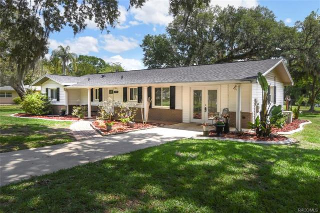9450 E Tsala Apopka Drive, Floral City, FL 34436 (MLS #771869) :: Plantation Realty Inc.