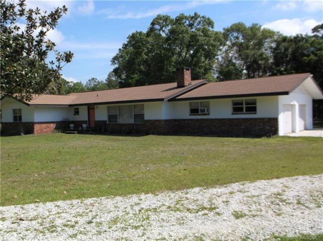 3920 SE 193 Place, Yankeetown, FL 34498 (MLS #771936) :: Plantation Realty Inc.